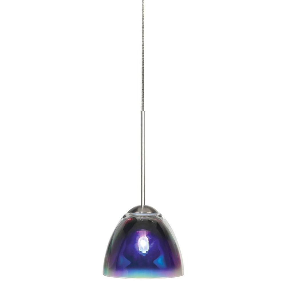 Filament Design Cypress 1-Light Polished Nickel Xenon