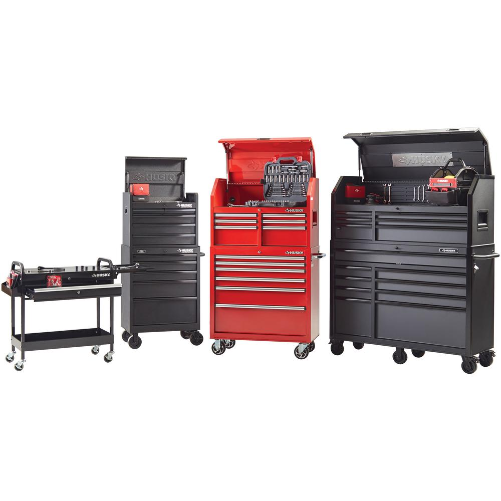 31 In Drawer Utility Cart Heavy Duty Storage Tool Extend