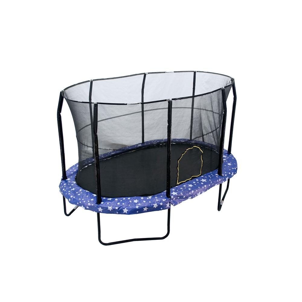 9 ft. by 14 ft. American Star Trampoline Enclosure Combo
