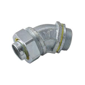 RACO Liquidtight 1 inch Uninsulated Connector (10-Pack) by RACO