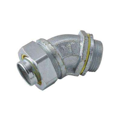 Liquidtight 1 in. Uninsulated Connector (10-Pack)