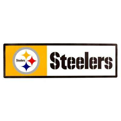NFL Pittsburgh Steelers Outdoor Step Graphic