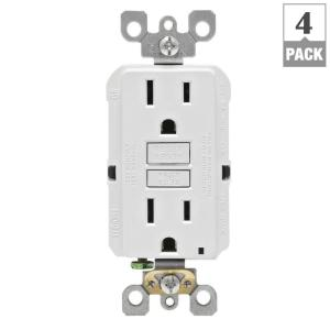 leviton 15 amp smartlockpro combination gfci outlet and switch