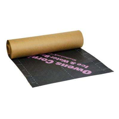 225 sq. ft. WeatherLock Flex Flexible Self-Sealing Ice and Water Shield Leak Barrier