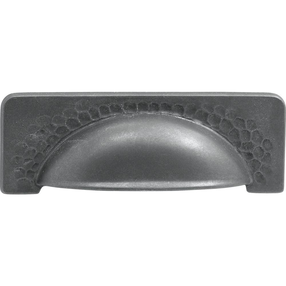 Craftsman 96 mm Black Iron Cup Pull