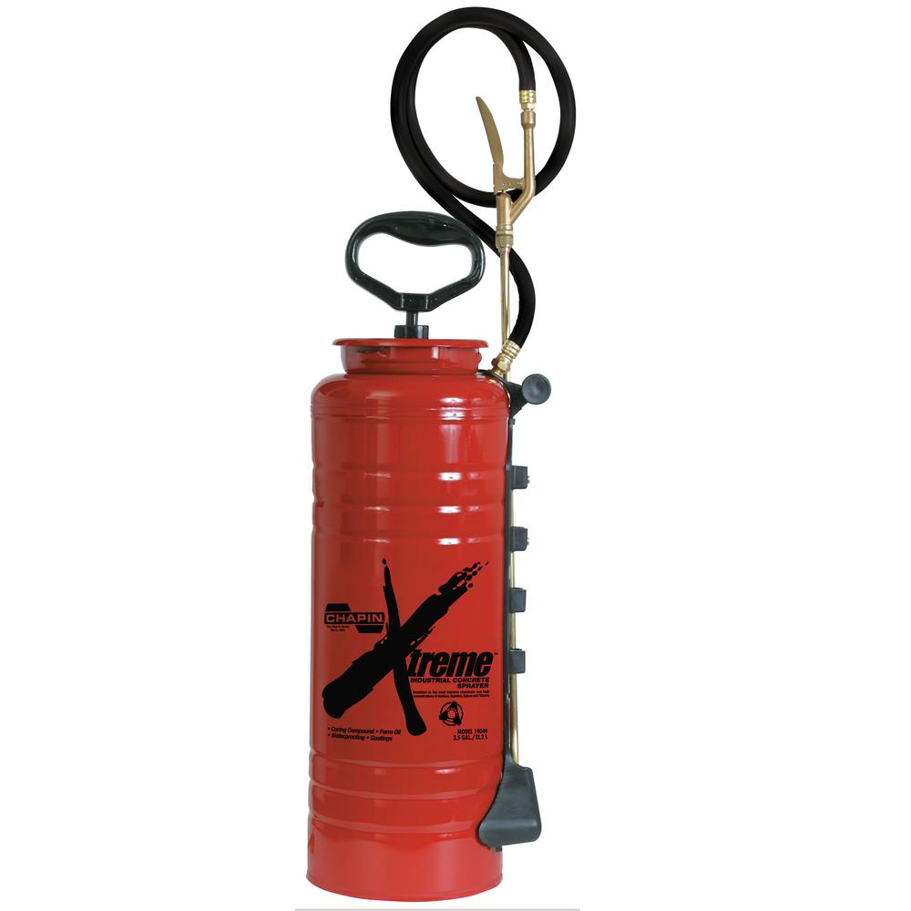 3.5 Gal. Xtreme Industrial Concrete Open Head Sprayer 19049
