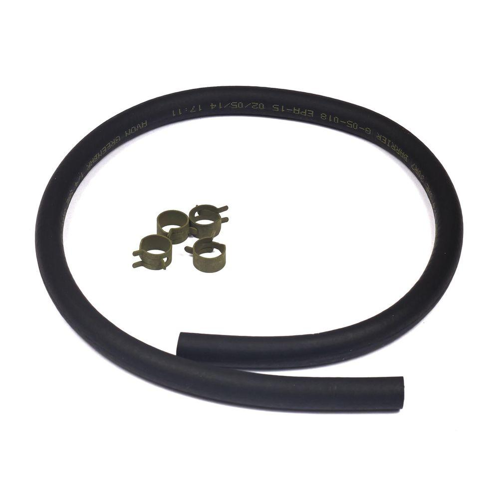 Briggs Amp Stratton Fuel Hose With Clamps 5414k The Home Depot