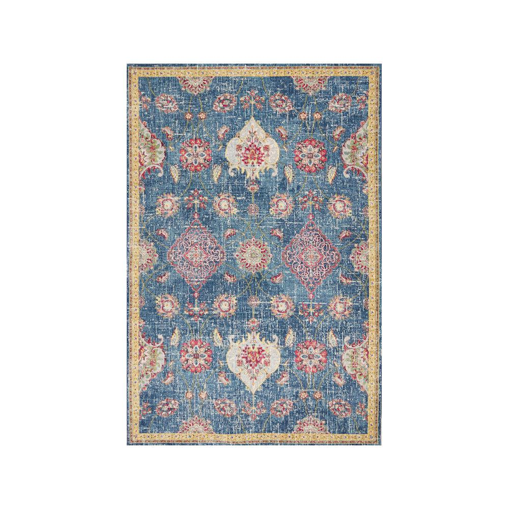 Kas Rugs Dreamweaver 5852 Blue Layla 8 Ft X 11 Area Rug