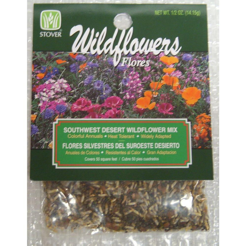Stover Southwest Desert Wildflower Mix