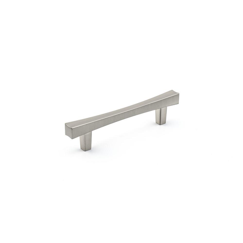 richelieu hardware 334 in 96 mm brushed nickel