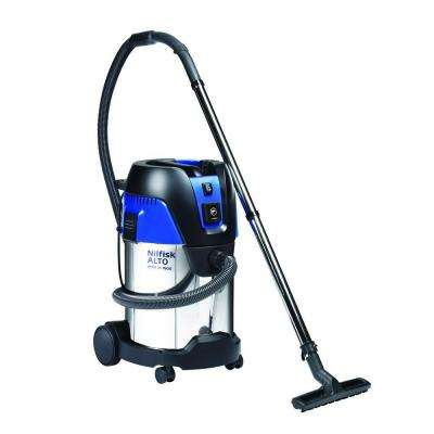 8 Gal. Stainless Steel Professional Wet/Dry Vac