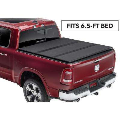 Solid Fold 2.0 Tonneau Cover for 09-18 (19 Classic) Ram 1500/10-19 2500/3500 6 ft. 4 in. Bed without RamBox
