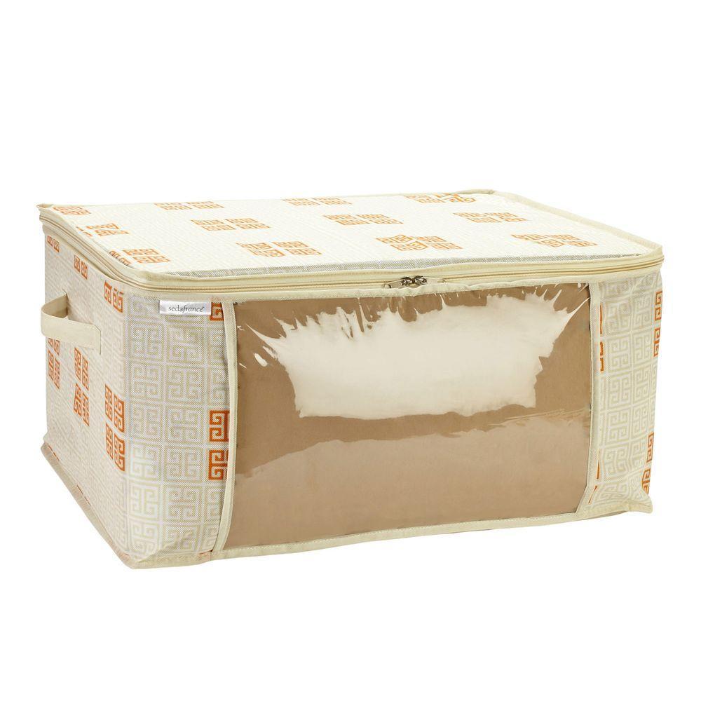 Polypropylene Blanket Bag in Cameo Key Cream