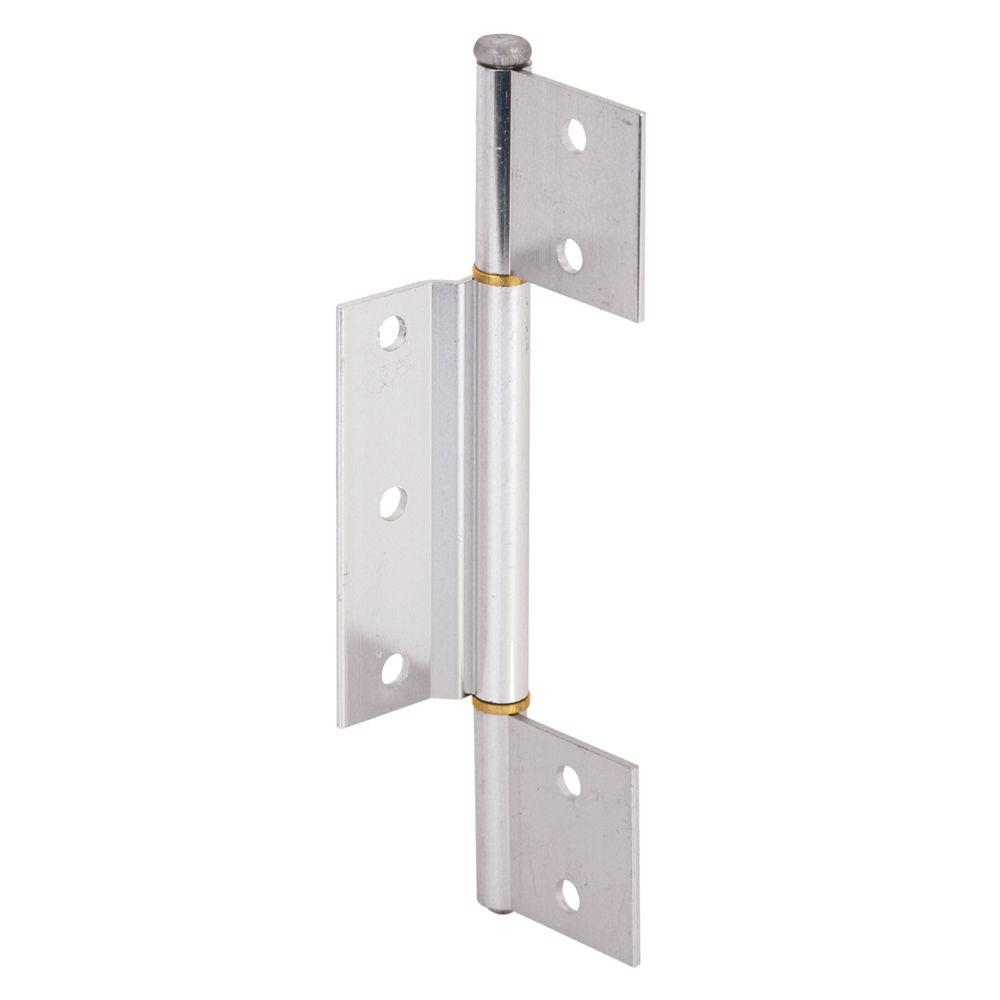 Offset Aluminum Screen Door Hinge