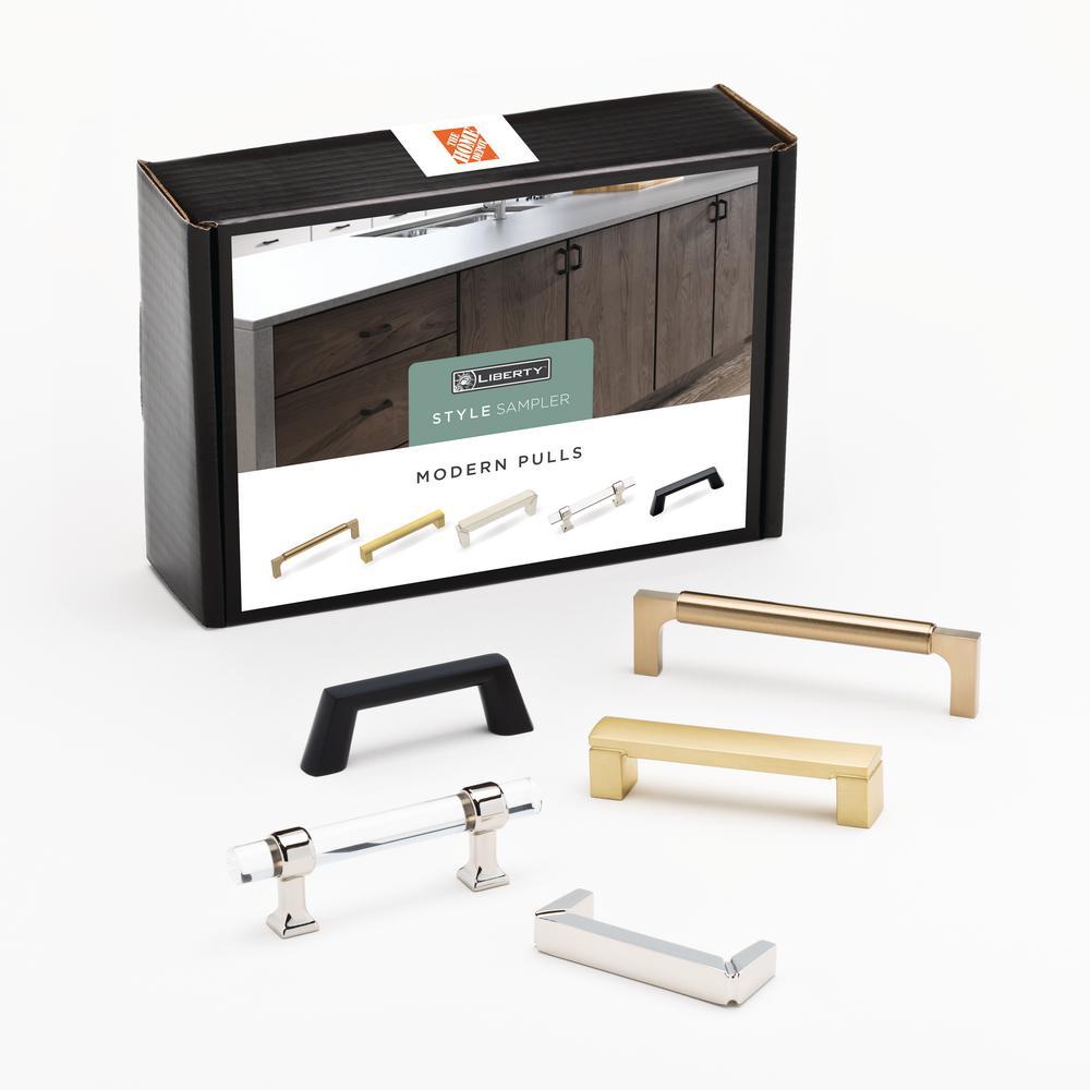 Modern Drawer Pull Sample Box (5-Pack)
