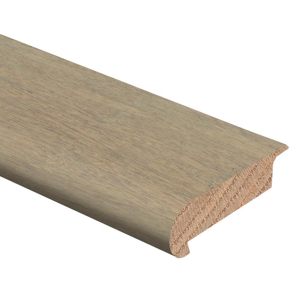 Zamma Strand Woven Bamboo Driftwood 3 8 In Thick X 2 3 4