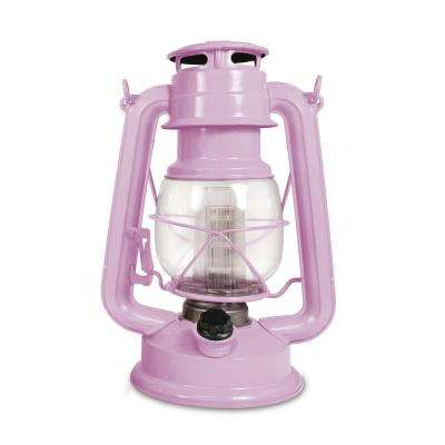 150-Lumen Vintage Dusky Sky Battery Operated 12 LED Lantern