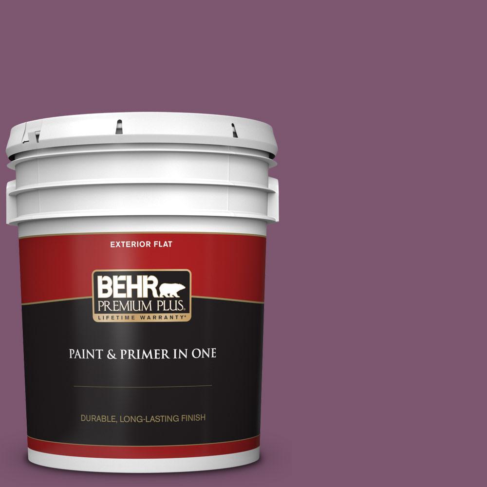 BEHR Premium Plus Ultra 1 gal  #M110-7 Euphoric Magenta Flat