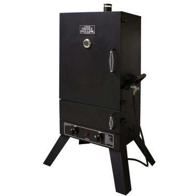 44 in. Gas Smoker