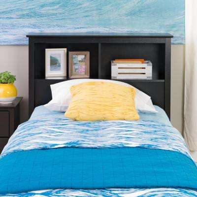 Sonoma Black Twin Headboard