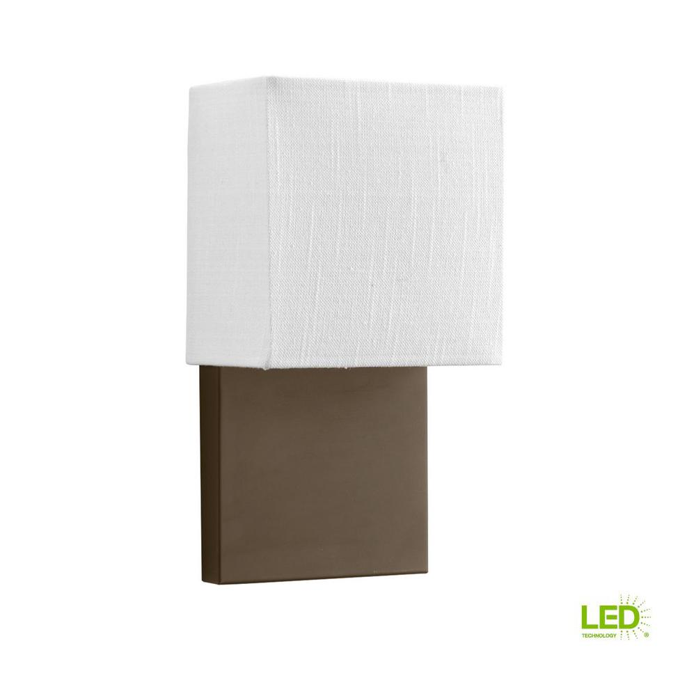 Progress Lighting Led Wall Sconces Collection 9 Watt Architectural