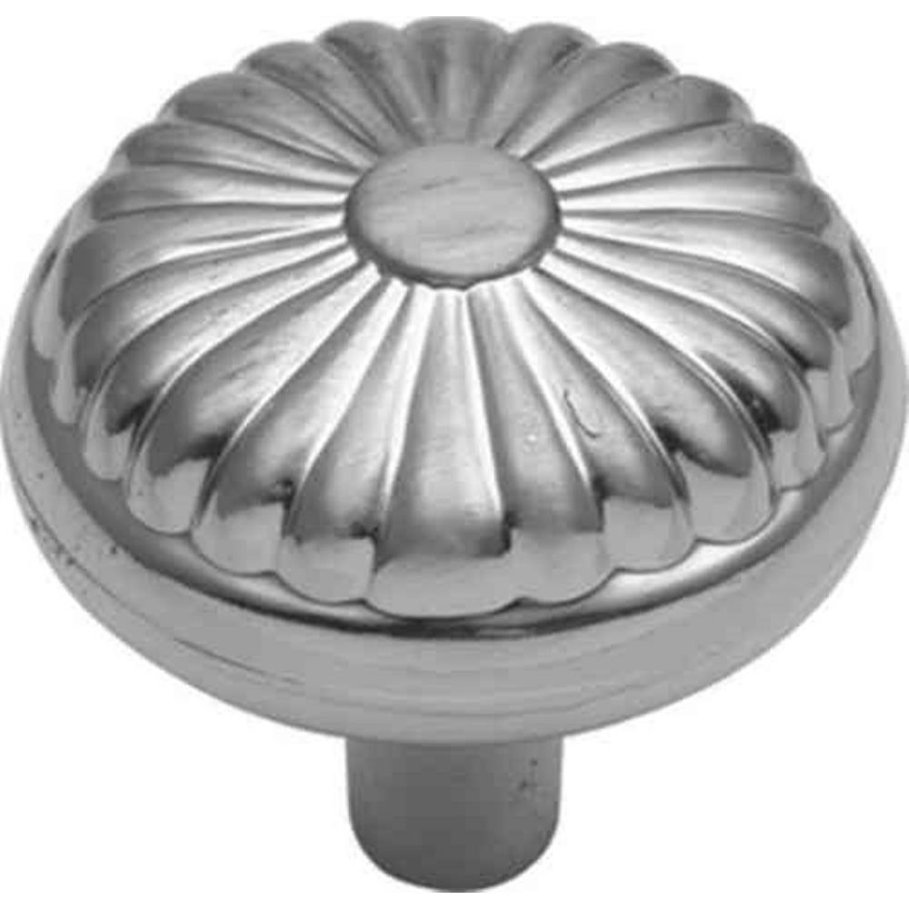 Hickory Hardware Eclipse 1-1/4 in. Chromolux Cabinet Knob