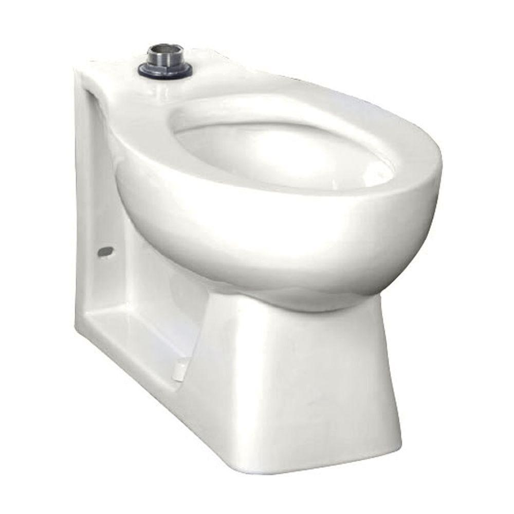 American Standard Huron 1 28 To 1 6 Gpf Elongated Toilet
