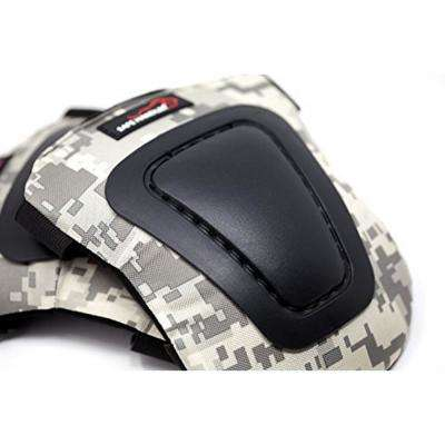 Camouflage Multi-Purpose Tactical Knee Pads