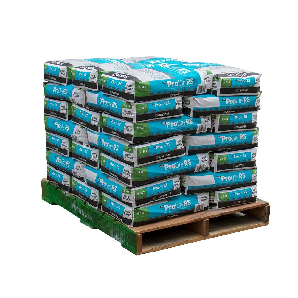 ProLite White 30 lb. Rapid Setting Tile and Stone Mortar (35