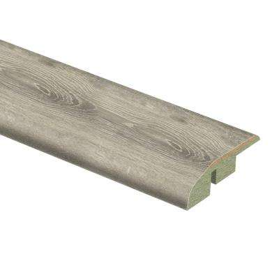 Silverbrook Aged Oak 1/2 in. Thick x 1-3/4 in. Wide x 72 in. Length Laminate Multi-Purpose Reducer Molding
