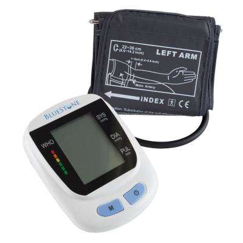 6.5 in. x 4.5 in. Digital Arm Blood Pressure Monitor