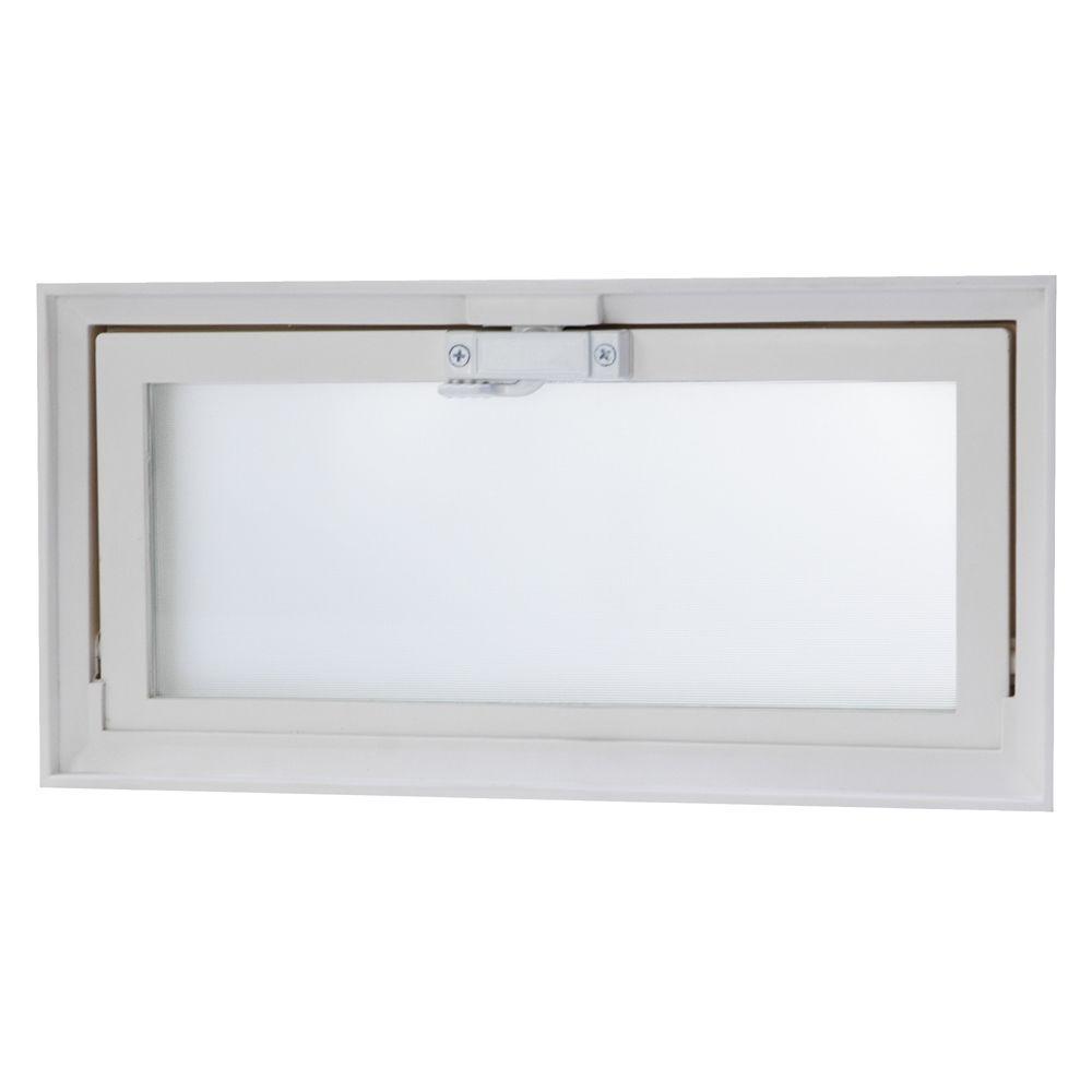 Small Window Screen Replacements: Glass Block Windows Vent Screen Hopper Air Ventilation
