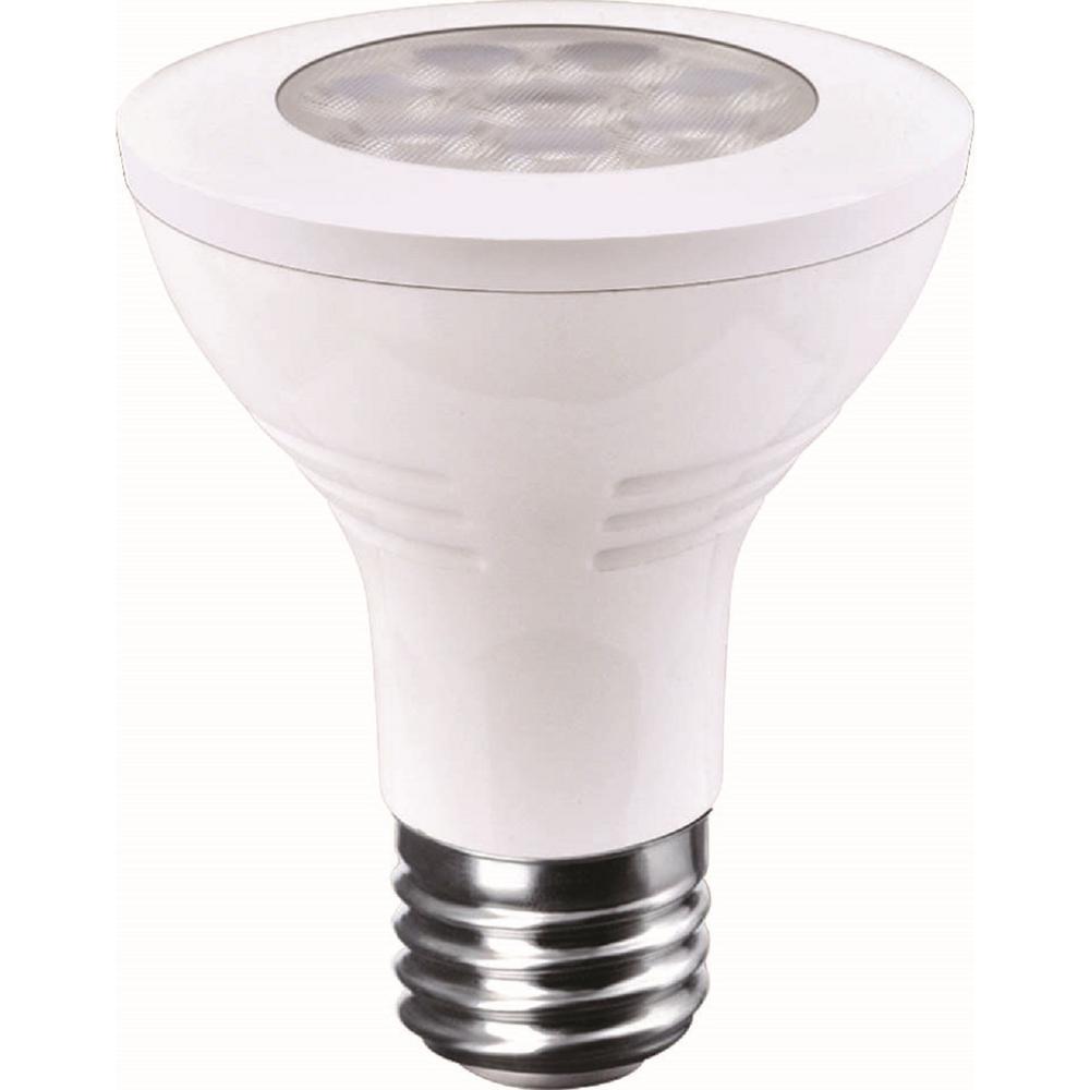 60W Equivalent PAR20 Dimmable LED Light Bulb