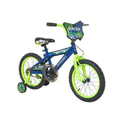 16 in. Boys Maxx Trax Bike