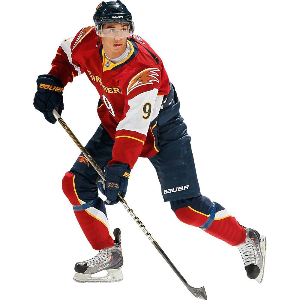 Fathead 32 in. x 25 in. Evander Kane Wall Decal