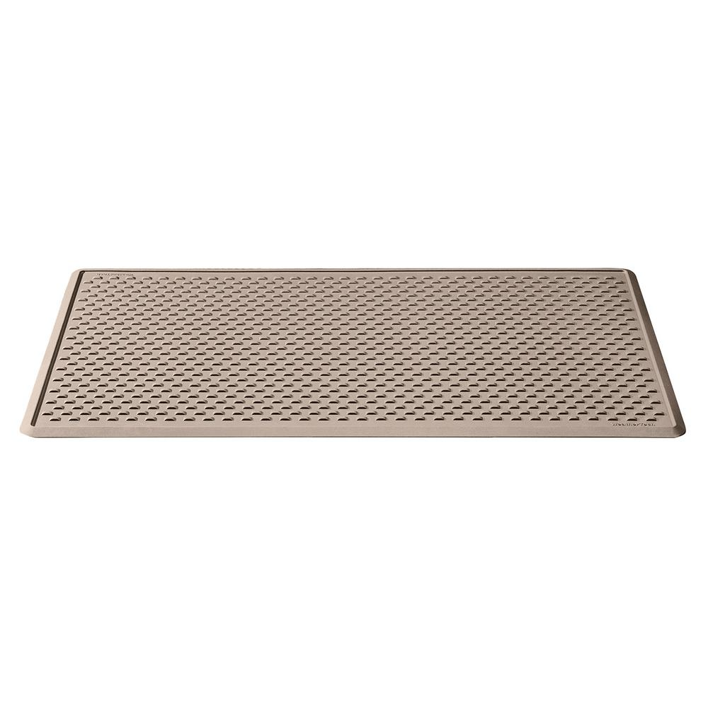 Weathertech 30 In X 60 In Indoor Mat Idm3br The Home Depot