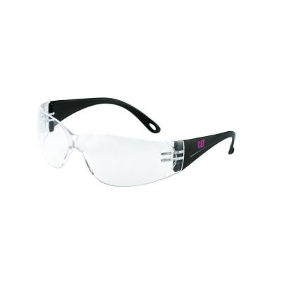 fbe3f97173 Power Care Safety Glasses Clear-GL001PC2 - The Home Depot