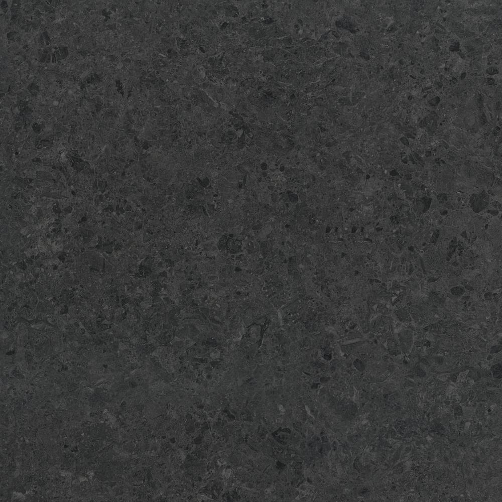 FORMICA 5 ft. x 12 ft. Laminate Sheet in Black Shalestone with Matte Finish