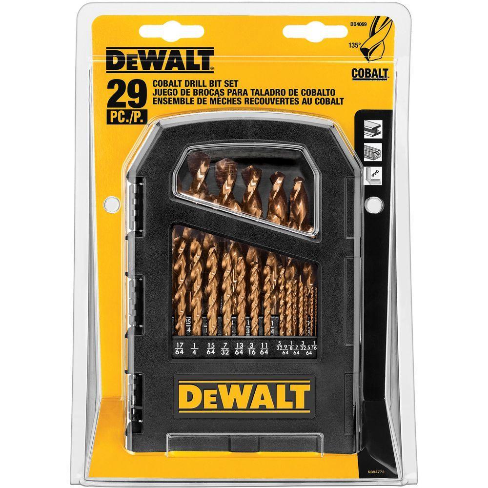 DEWALT Cobalt Set (29-Piece)