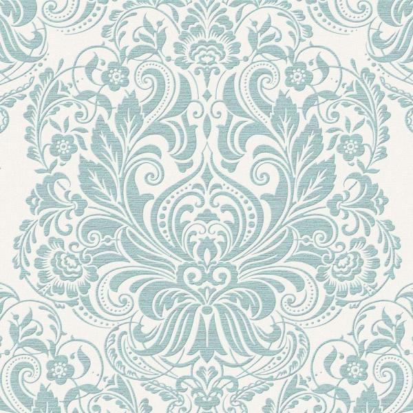 Graham & Brown Duck Egg Melody Wallpaper 20-926