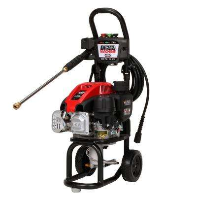 Clean Machine by Simpson 2400 PSI @ 2.0 GPM Gas Pressure Washer Powered by Simpson