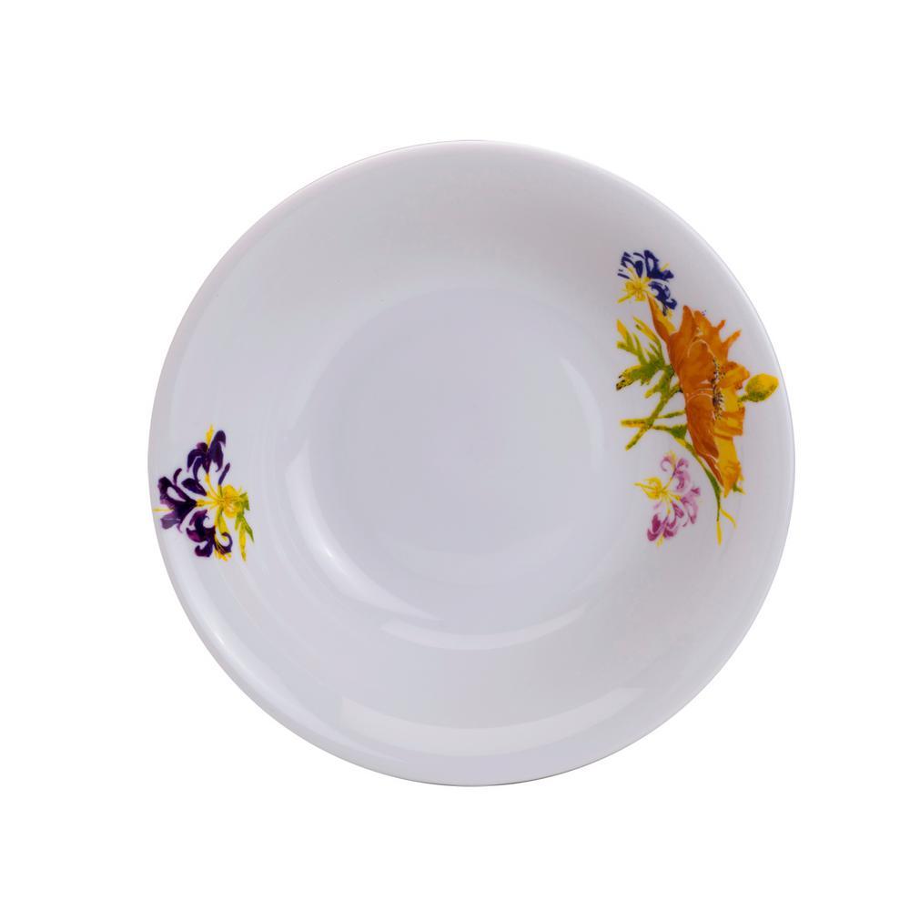 Euro Ceramica Tiger Lilly Serving Bowl TGL-88616