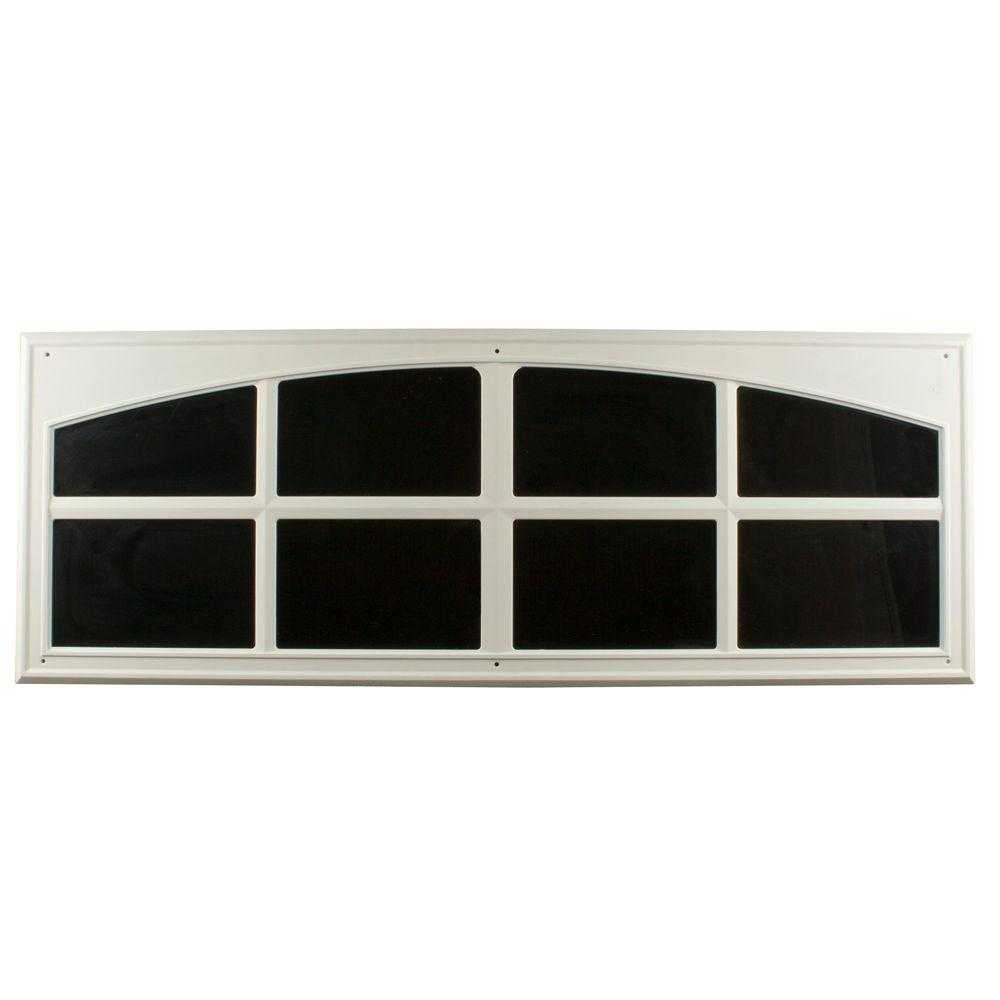 Crown Metalworks White Decorative Faux Window 2 Per Pack