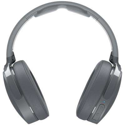 Hesh 3 Bluetooth Over the Ear Headphones with Microphone, Gray