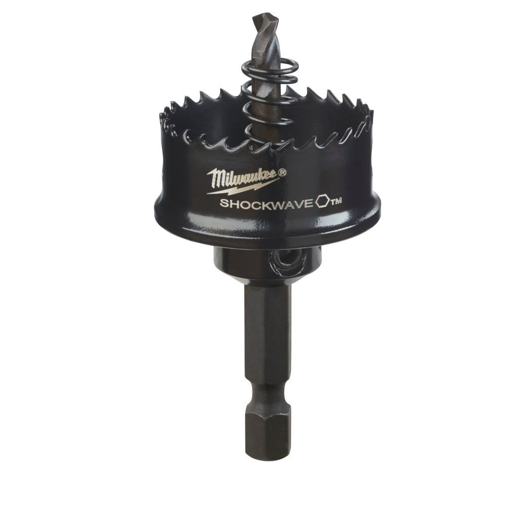 Milwaukee Shockwave 1-1/8 in. Thin Wall Hole Saw