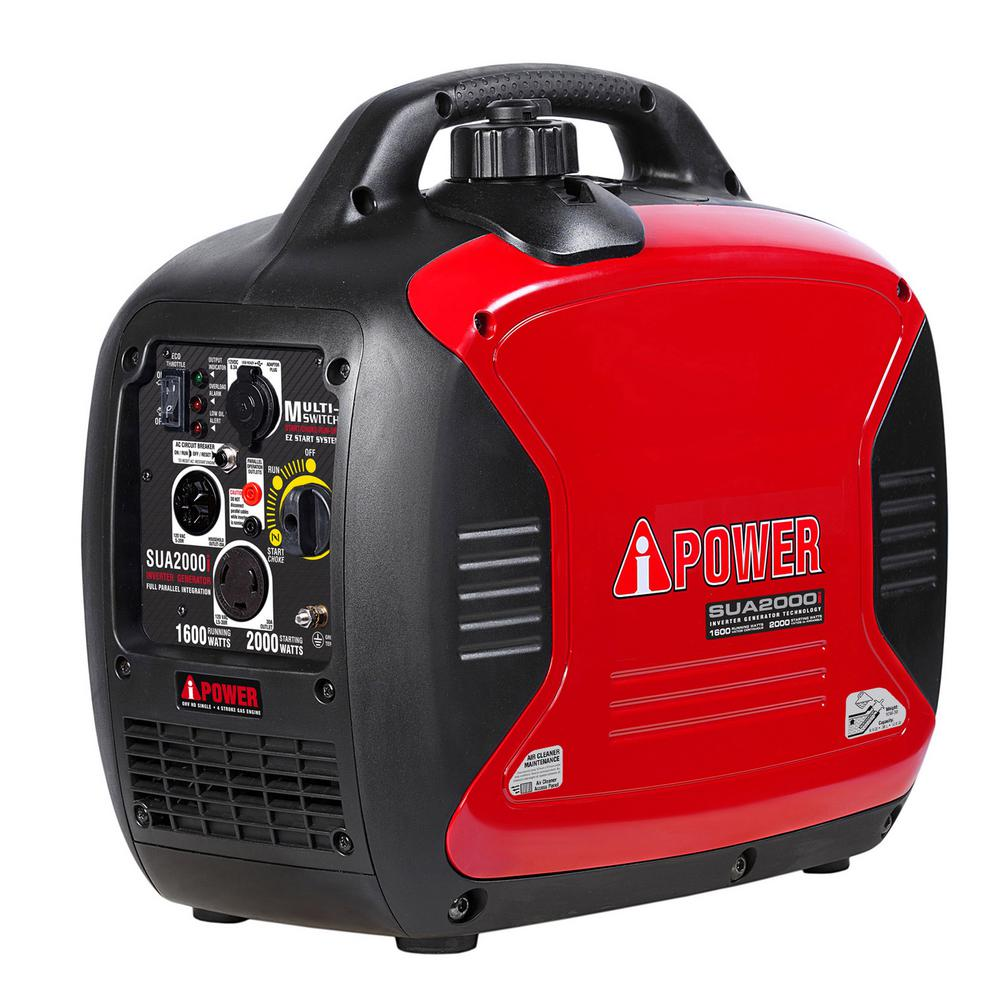 A-iPower 1600-Watt Gasoline Powered inverter Portable Generator