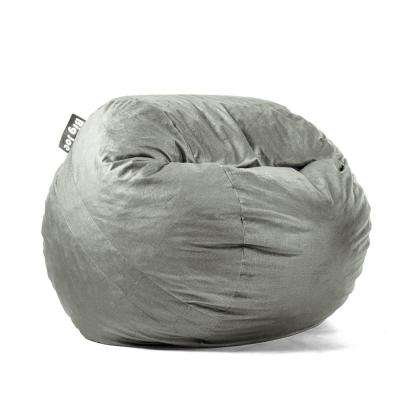 Medium FUF Shredded Ahhsome Foam Fog Lenox Bean Bag