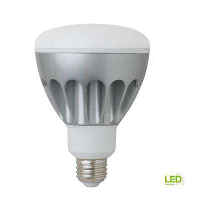 60W Equivalent Soft White Dimmable BR30 LED Light Bulb