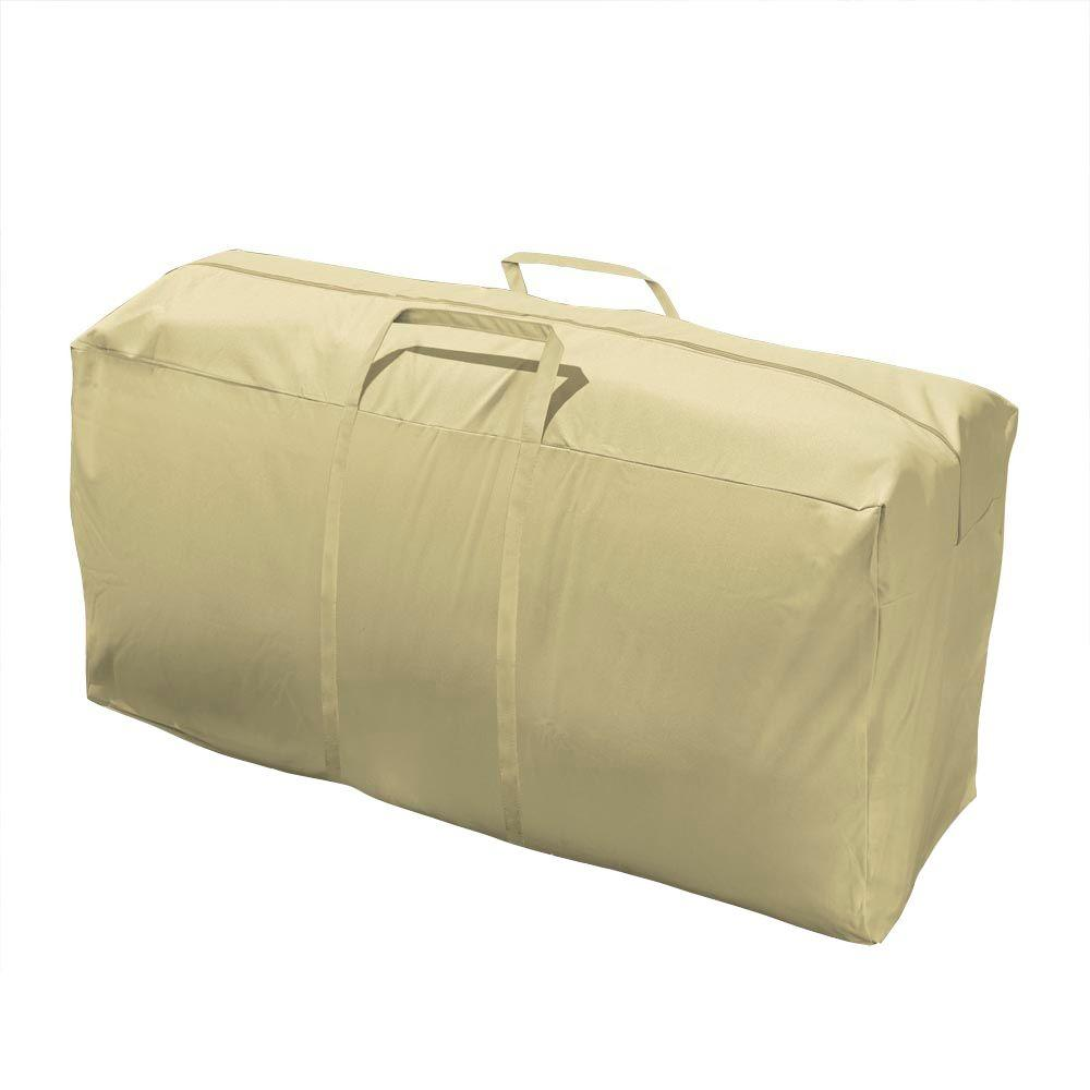Mr. Bar-B-Q 48 in. x 16 in. x 24 in. Cushion Storage Bag