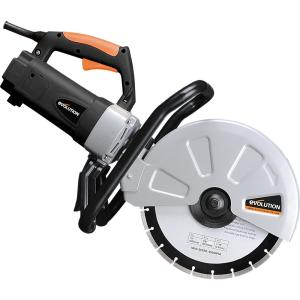 15 Amp 12 in. Corded Portable Concrete Saw